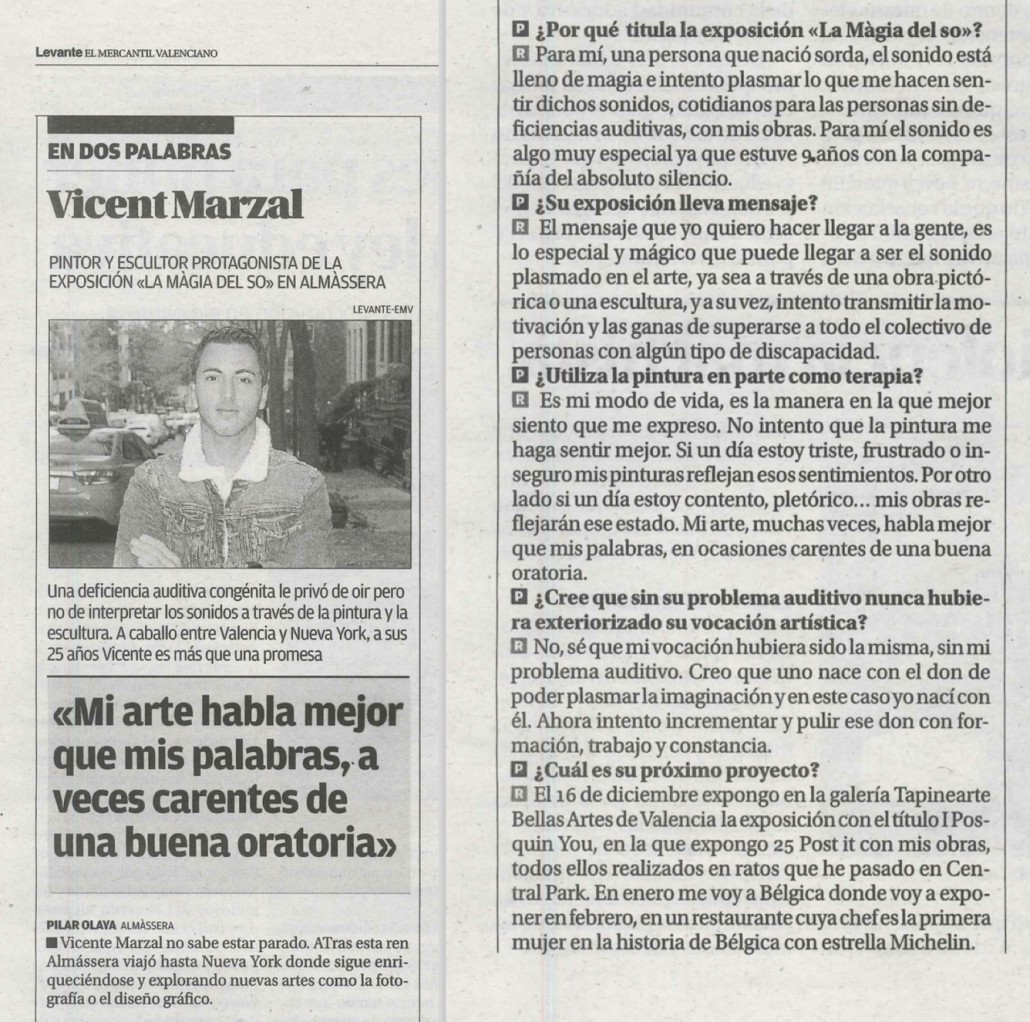 Vicente Marzal