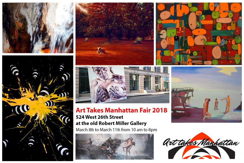 Cards Art takes Manhattan Fair 2018